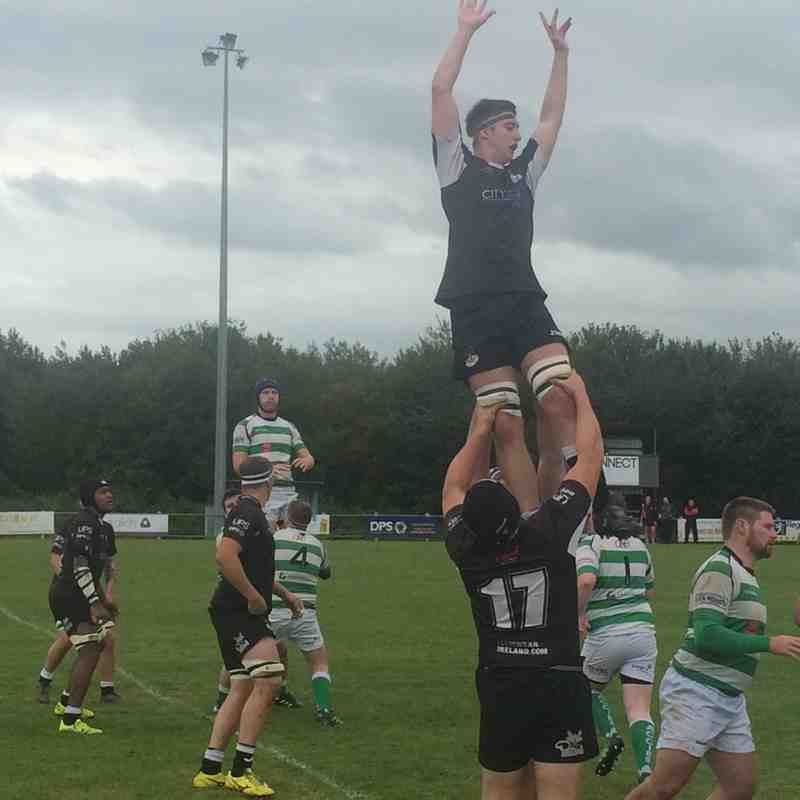 1sts v Omagh 15/09/18