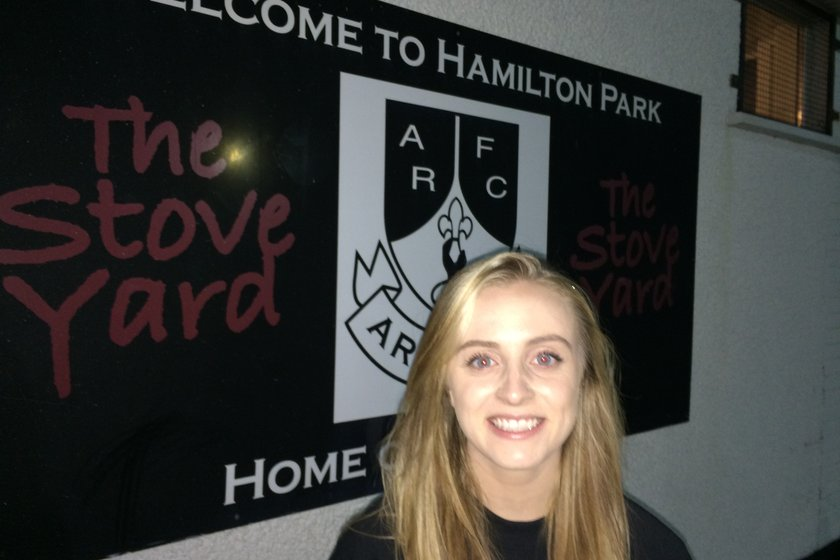 Ards Rugby Community Participation Officer (CPO) appointed