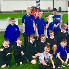 Y8/Y9 Schools Blitz - Oct 2018