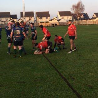 Black Knights defeat Grosvenor