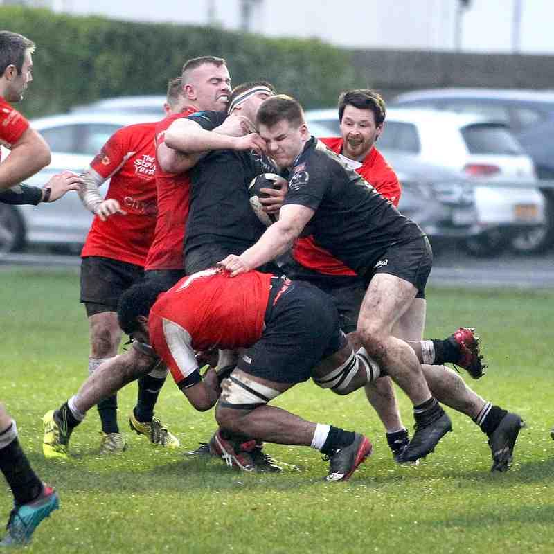 1sts v Ballymena 01/12/18