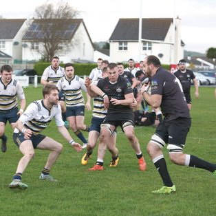 Ards finish year with a bonus point win!