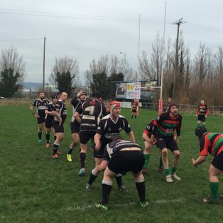 Black Knights start new year with a convincing win