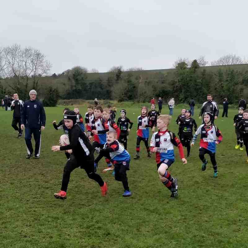 Mini rugby v Quins 02/02/19