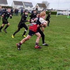Mini rugby v Quins 02/02/19