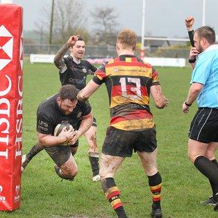 Match report - Ards v Lurgan