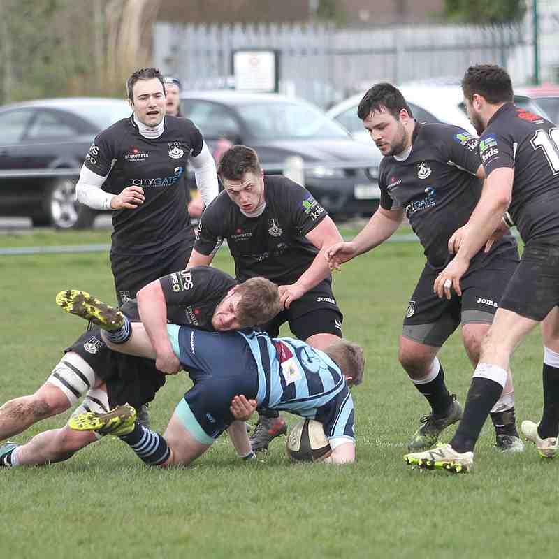 1sts v Ballymoney 23/03/19