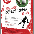 Easter Rugby Camp