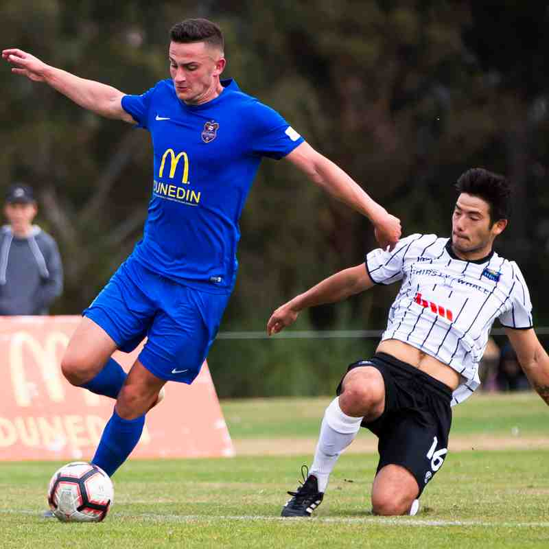Southern United - Hawke's Bay United