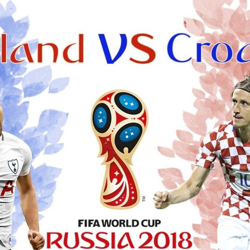 England vs Croatia Update....(plus note about Saturday)