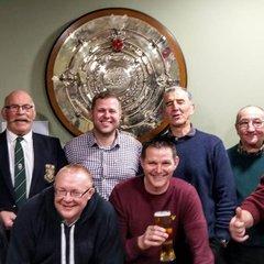 Wanderers/ 2nd Team - 20 years apart!