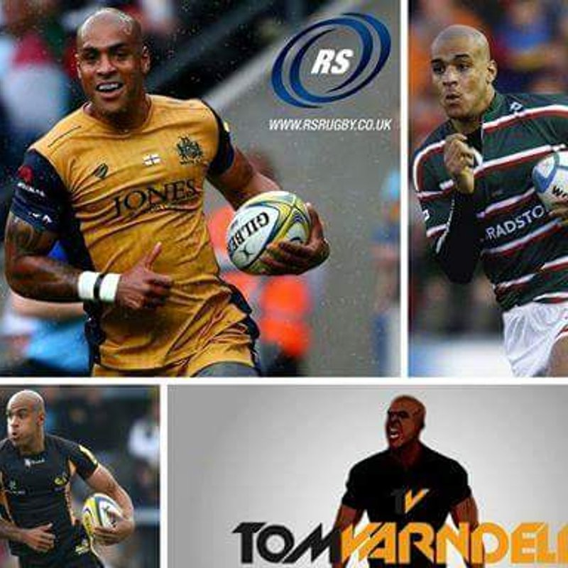 "Tom Varndell ""Attack, Speed and Agility Masterclass"""