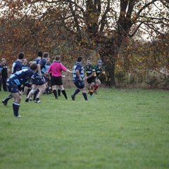 Norton RFC v All Blues 5/11/11