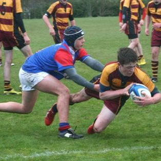 Close run thing Ellon U16S bow out of National Cup