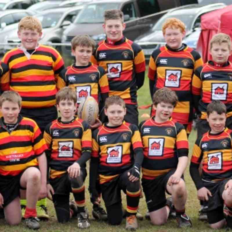 u12s Torquay Tournament 30-03-2013