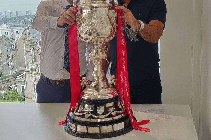 Evening Express Aberdeenshire Cup Draw