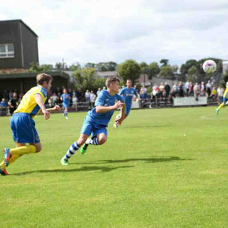 Musselburgh Athletic v Bo'ness 6-8-16
