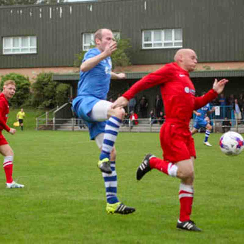 Musselburgh Athletic v Camelon 20-8-16