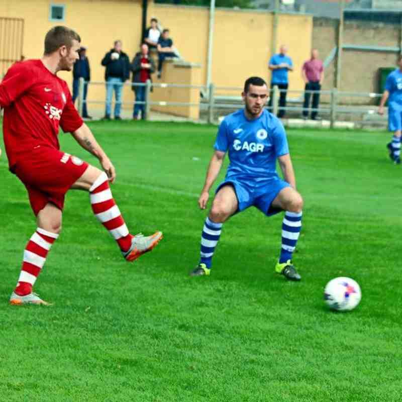 Musselburgh Athletic v Lochee Utd 10-9-16