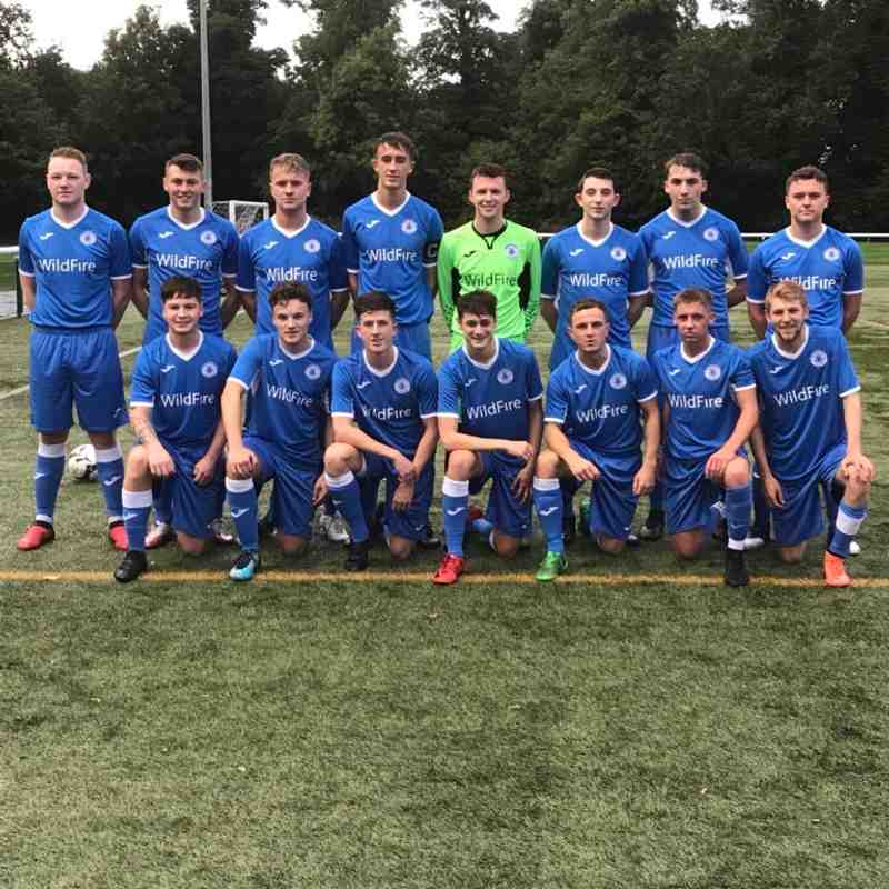 Musselburgh Athletic U20