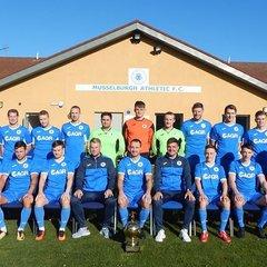 Burgh lose 1-0 in League cup Final