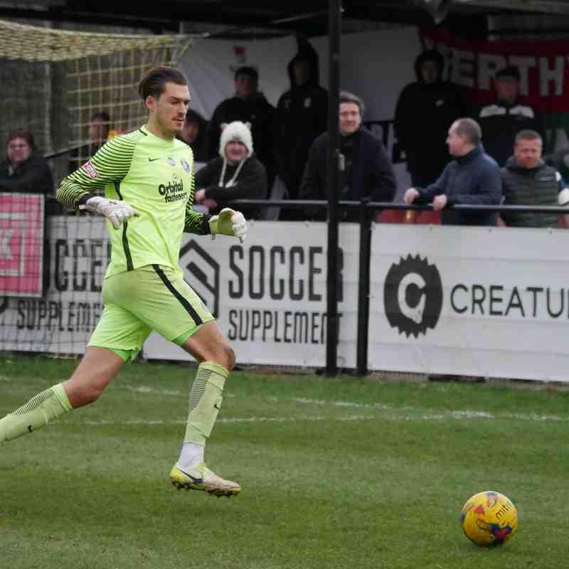 Kings Langley vs Merthyr Town (2/3/19) - Ben Fullylove