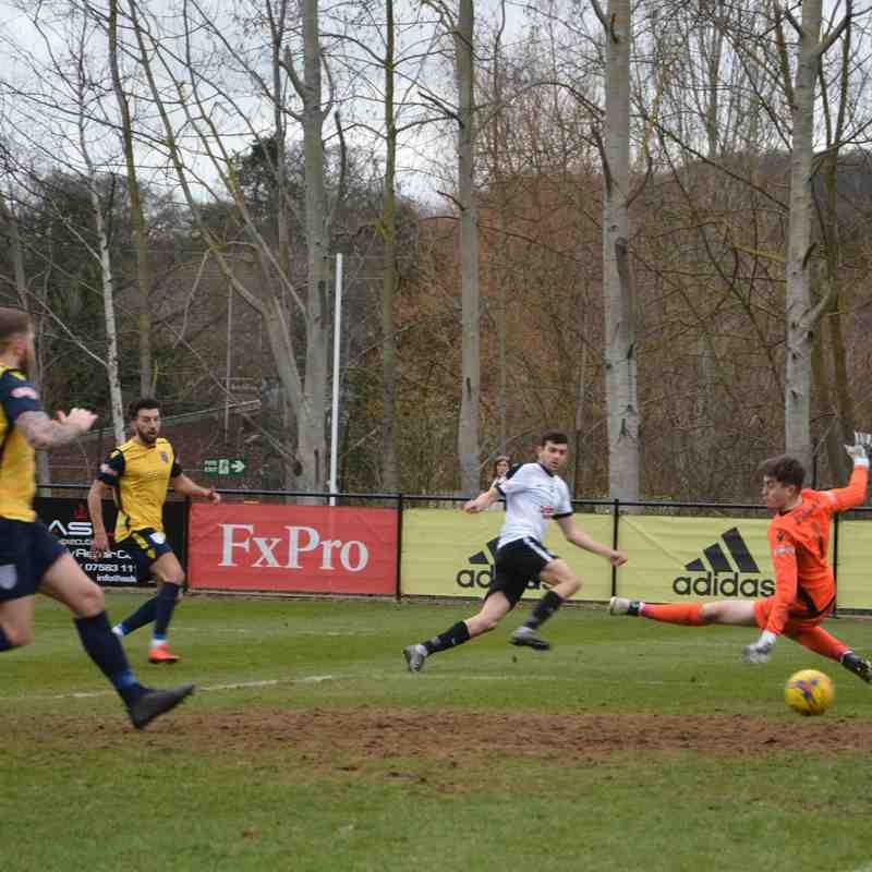 Kings Langley vs Merthyr Town (2/3/19) - Chris Riddell