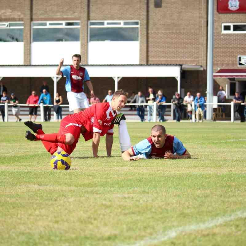South Shields Friendly July 15