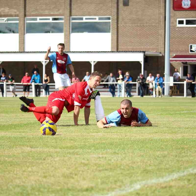 South Shields Friendly July 15