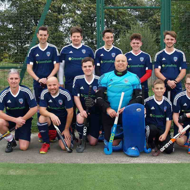 Mens 2nd Team 2016/7