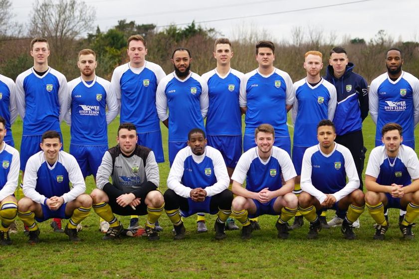 First Team - Reach Major Cup Final