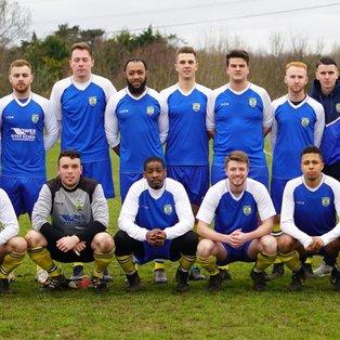 Farnborough OB Guild Reserves Vs Parkwood Rangers FC