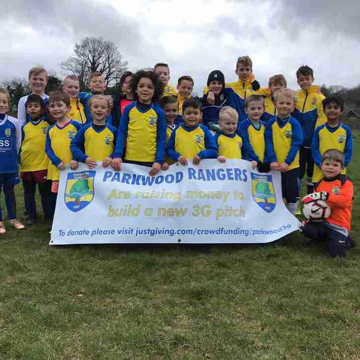 PARKWOOD RANGERS FC 3G APPEAL