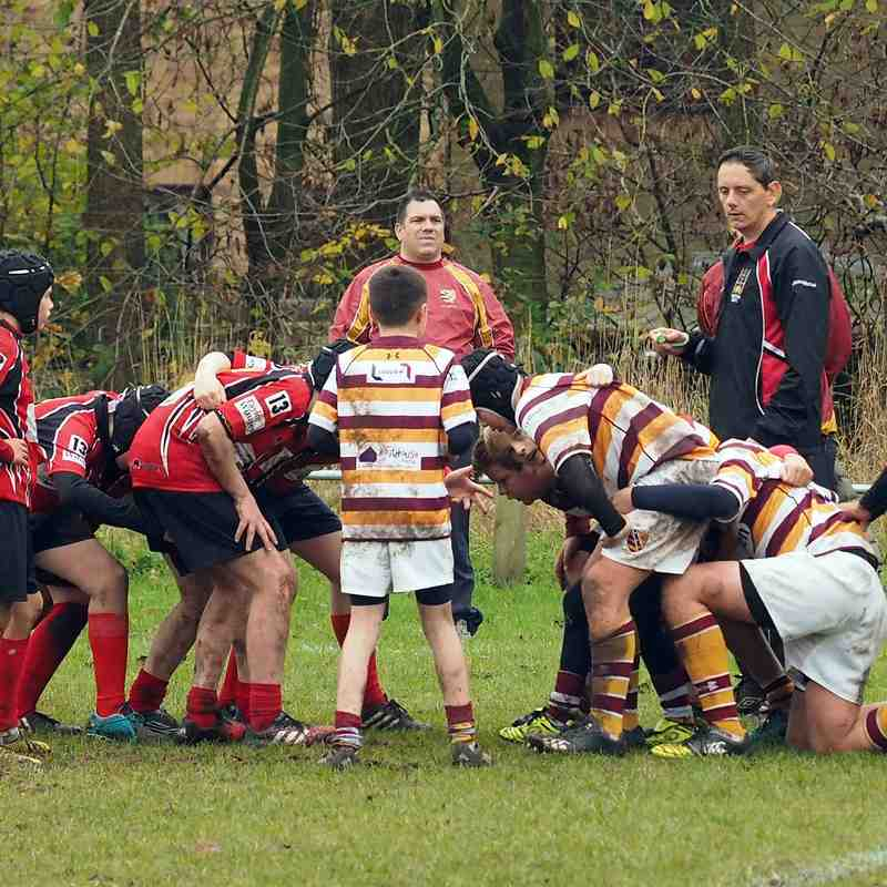 England Rugby Player Mad Dog: Bolton R.U.F.C