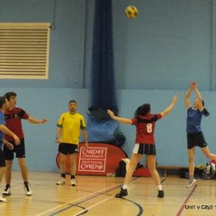 Uni1 v City2 16-Feb-13