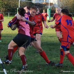 Penallta Minerbirds v Lampeter Ladies 30-Nov-14