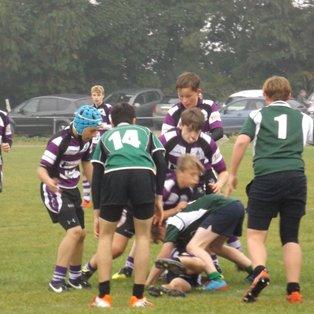 Under 14s (Boys) v Sidmouth