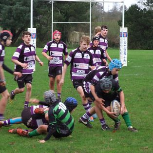 Under 14s (Boys) v Withycombe