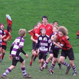 Under 14s (Boys) v Exeter Saracens