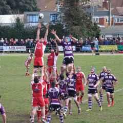 Exmouth v Barnstable  1st team.