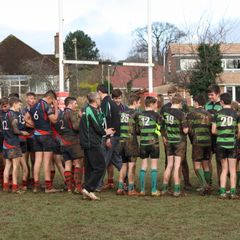 Withies v Devonport u15's