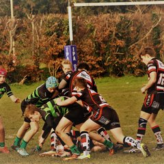 Teignmouth V Withycombe u15's