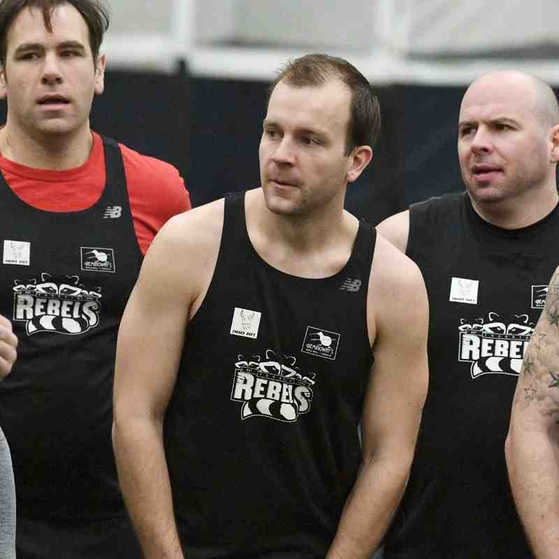 Rebels Training April 9