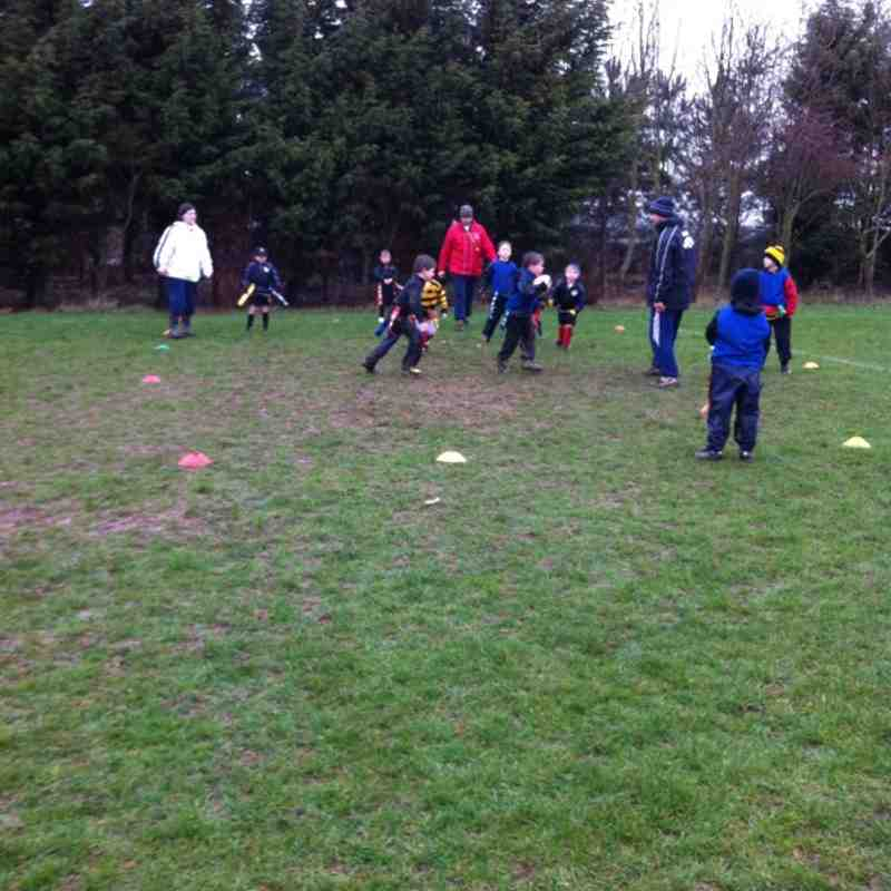 March 2012 Under 6s