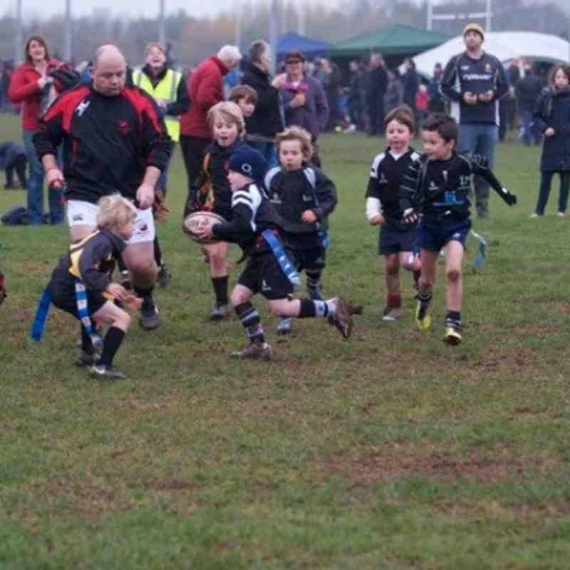 Droitwich Tournament - 20/11/2011
