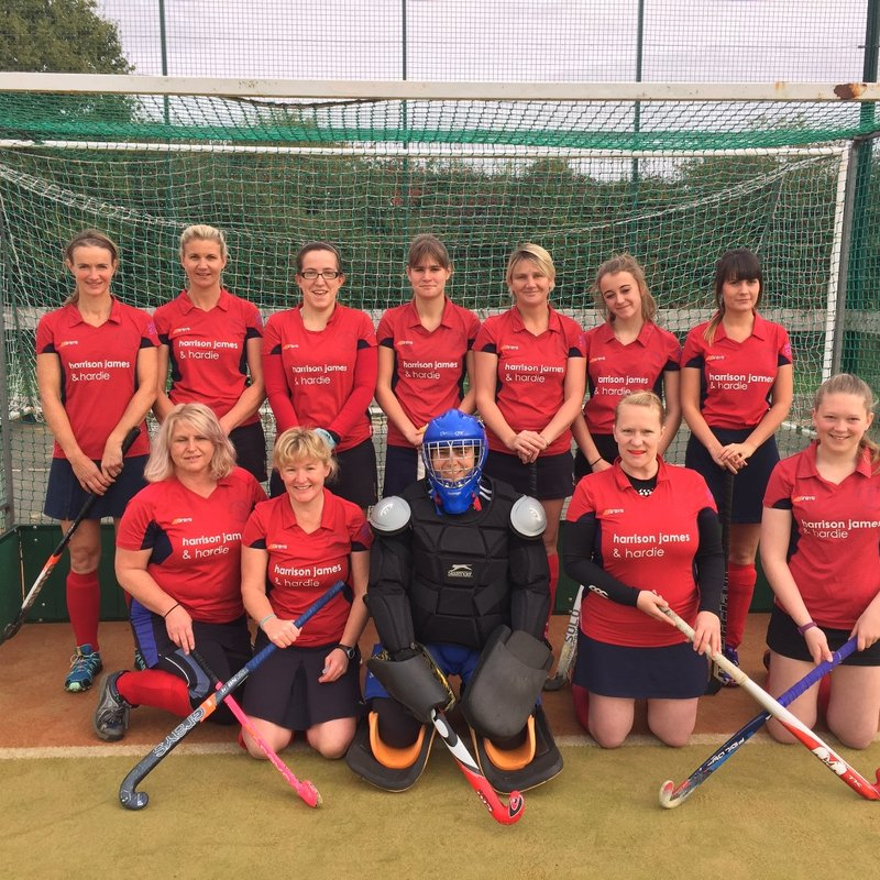 Ladies 2nd Team beat Cirencester 4 5 - 2