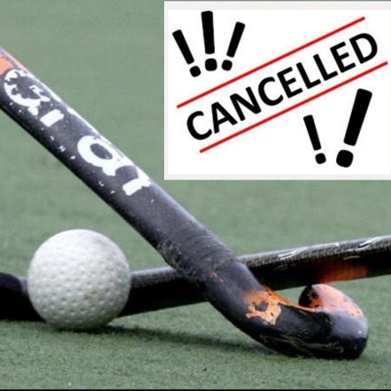 U11 Tournament 4/12/2016 Cancelled