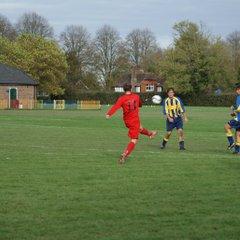 Cuckfield Rangers 2nds vs East Grinstead