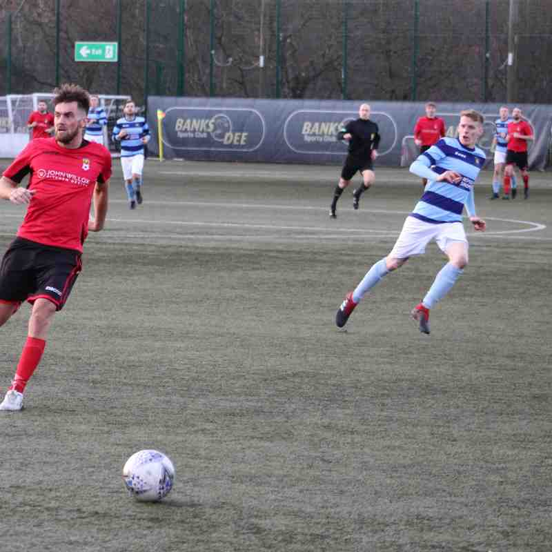 Match Photos - Banks o' Dee  - Dominos North Region Cup