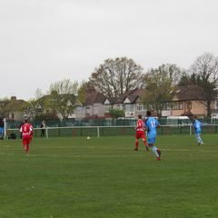 Frenford 2 Coggeshall Utd 2